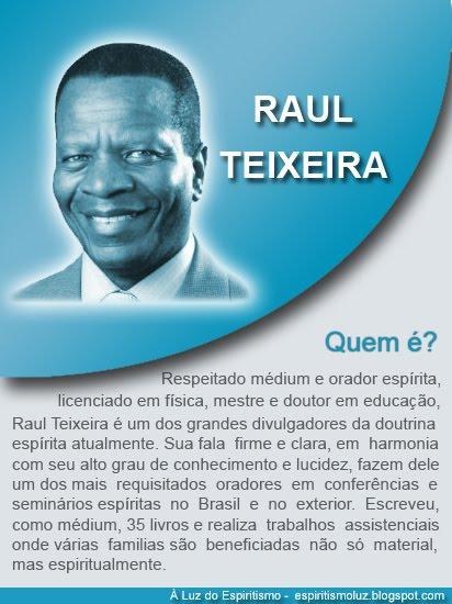 RAUL TEIXEIRA QUEM É