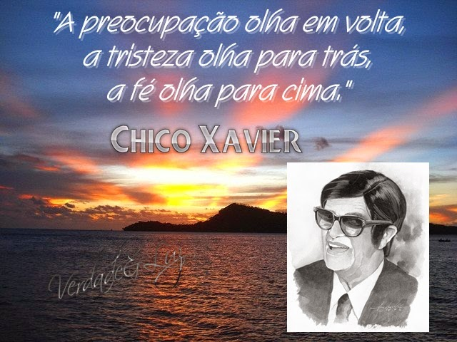 fé CHICO XAVIER
