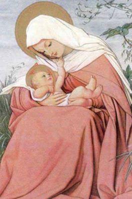 mãe santíssima