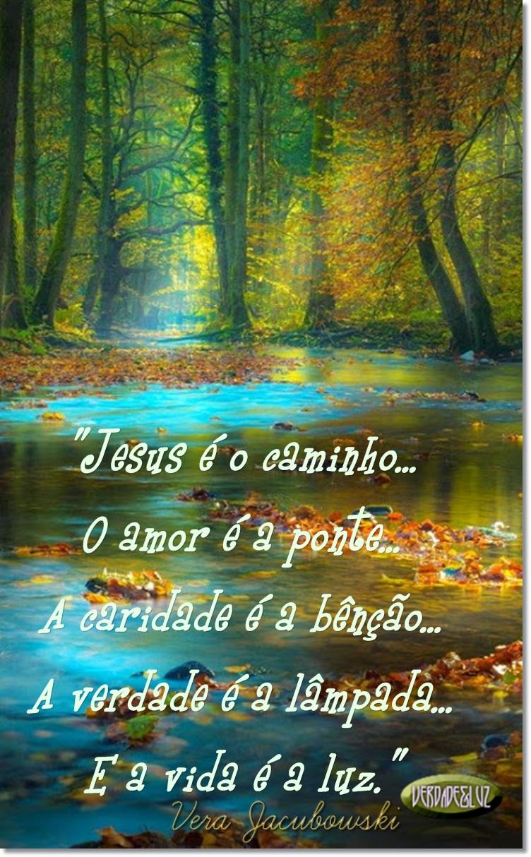 jesus caminho vera jacubowski
