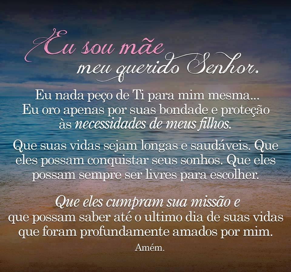 mãe oração