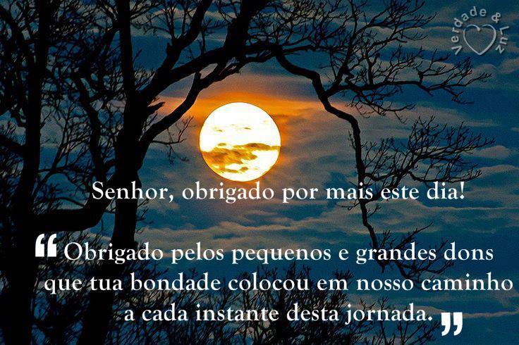 SENHOR OBRIGADO