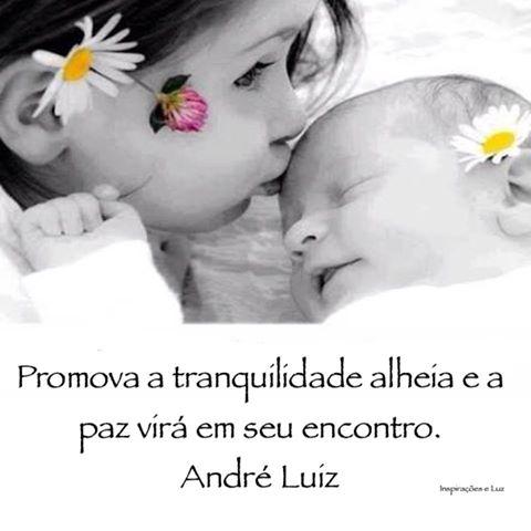 TRANQUILIDADE ANDRÉ LUIZ