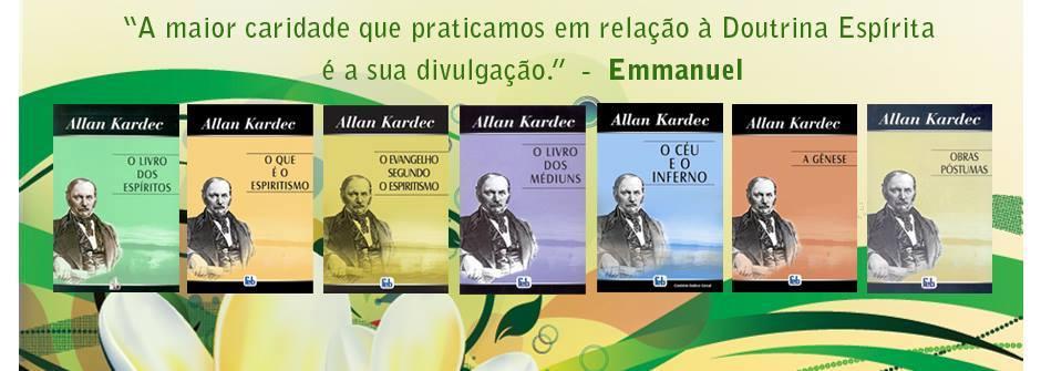 DIVULGAÇÃO ESPÍRITA  EMMANUEL