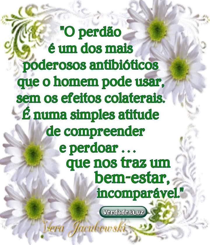 PERDÃO VERA JACUBOWSKI