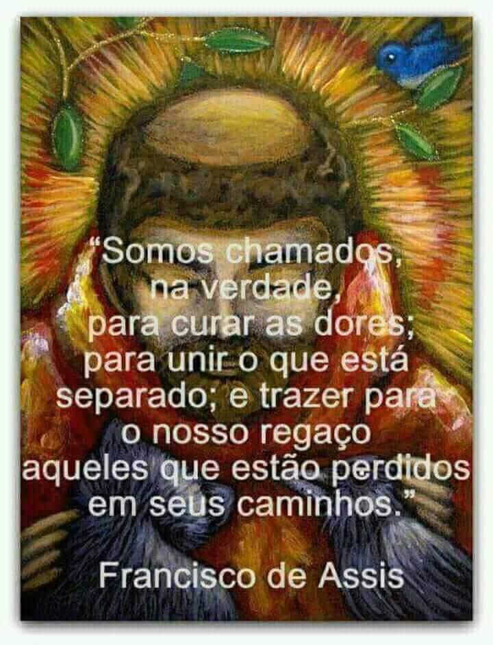 CAMINHOS FRANCISCO DE ASSIS