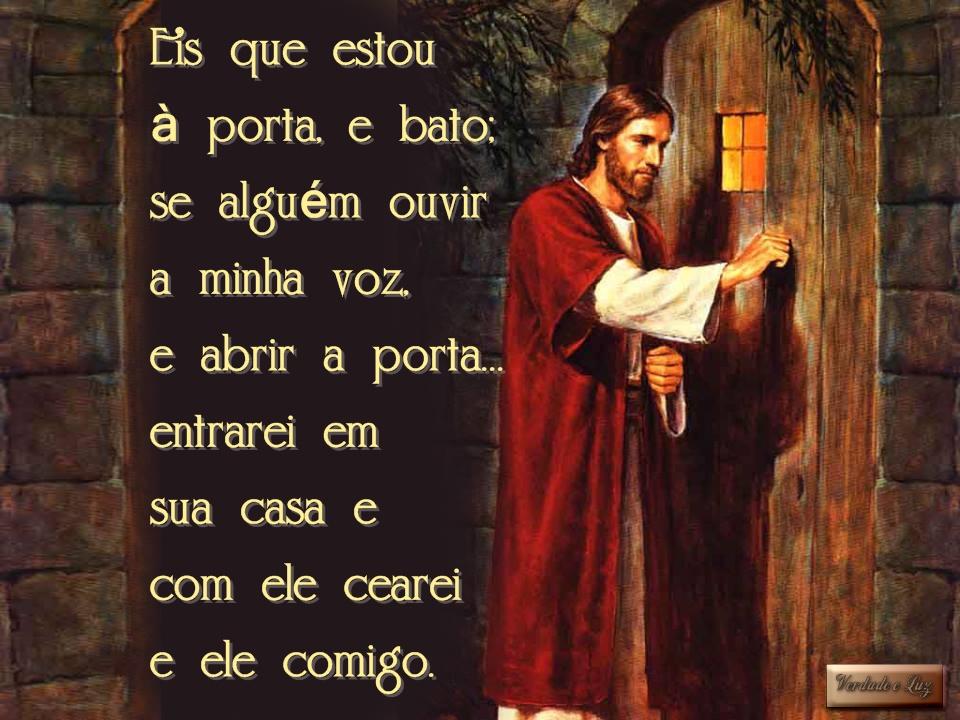 A PORTA JESUS