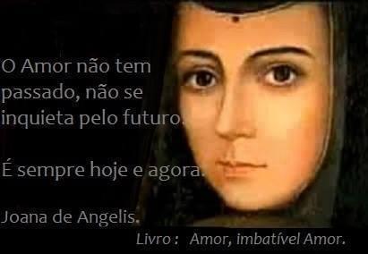 O AMOR JOANNA DE ÂNGELIS