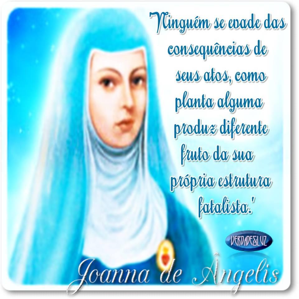 seus atos joanna de ângelis