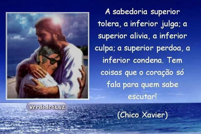 escutar CHICO XAVIER
