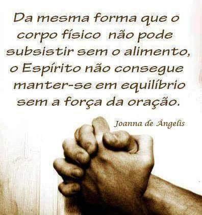 força da oração 2
