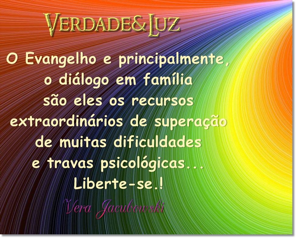 o evangelho e a família