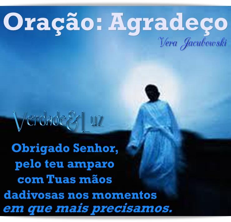ORAÇÃO - SENHOR PELO TEU AMPARO