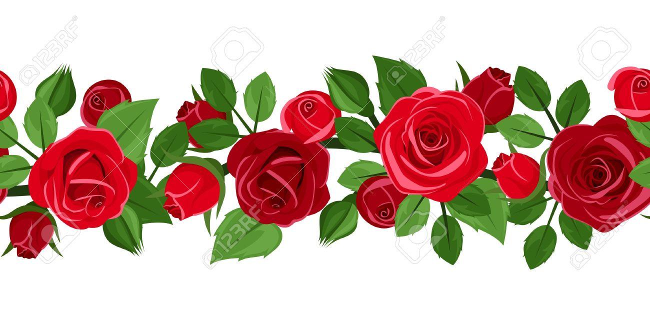 barrinha rosas vermelhas