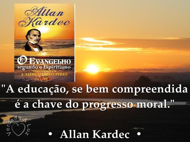 EDUCAÇÃO ALLAN KARDEC