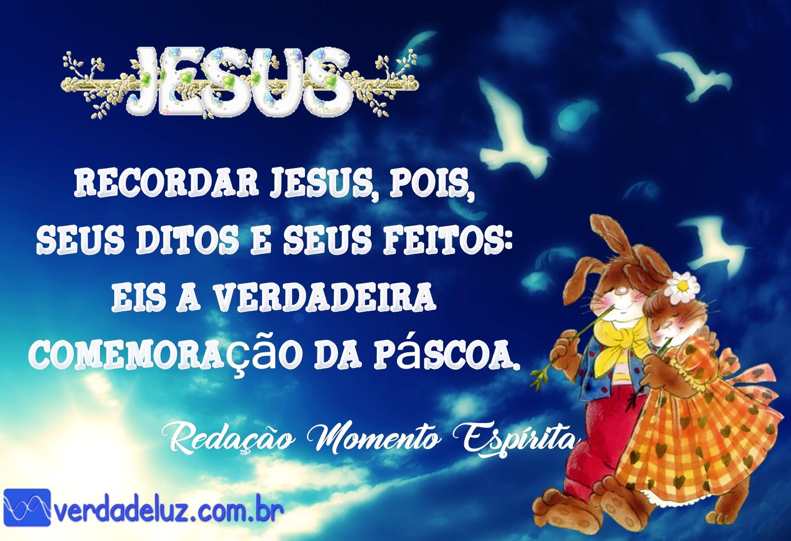 recordar jesus
