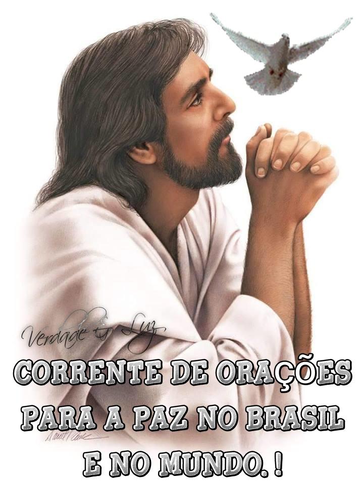 corrente de orações