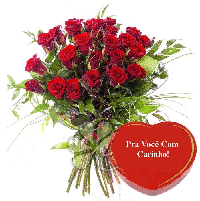 Ramalhete De Rosas Vermelhas Verdade Luz