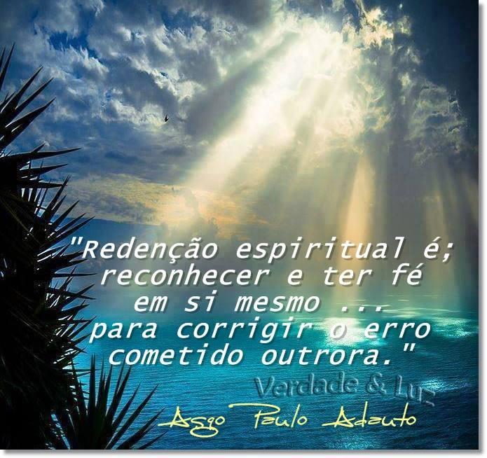 redenção espiritual