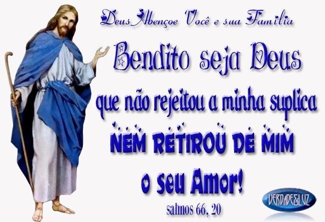 bendito seja Deus