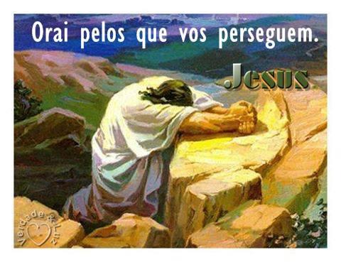orai aos perseguidores