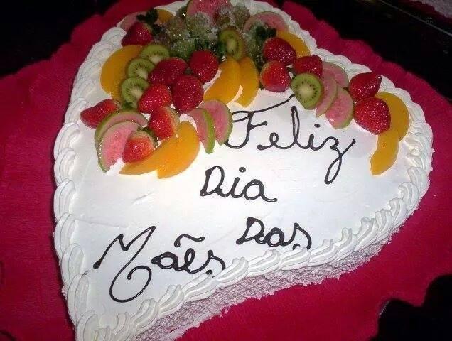 bolo de mãe