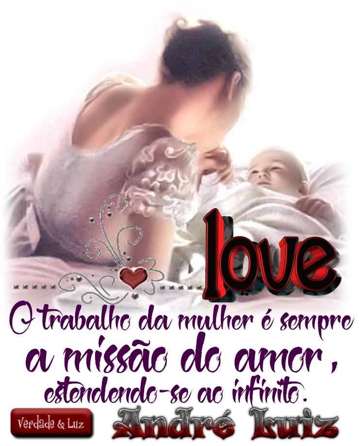 mãe missão amor