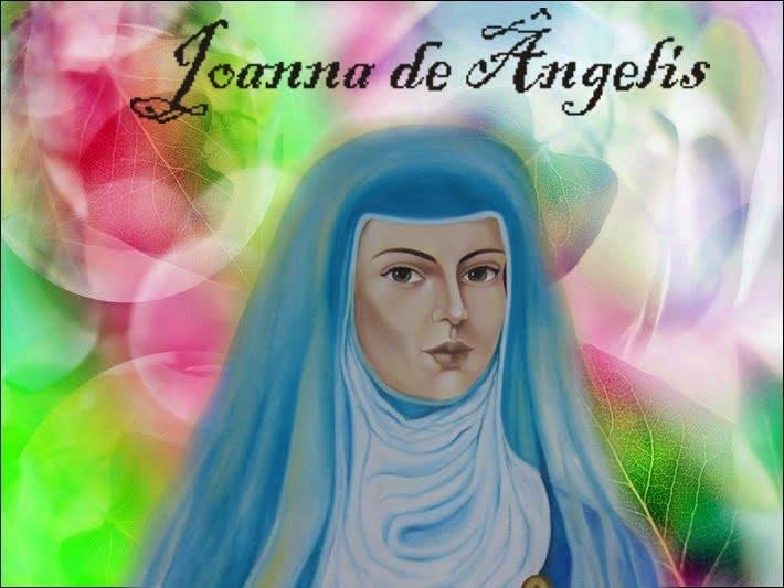 joanna de ângelis perfil