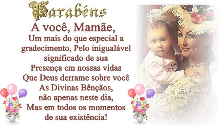Mãe Amor FELIZ DIA DAS MÃES