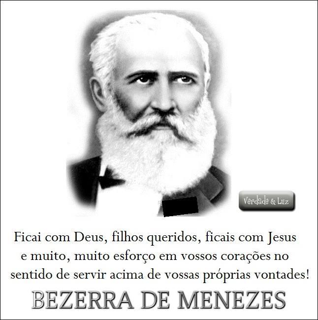 VONTADES BEZERRA DE MENEZES