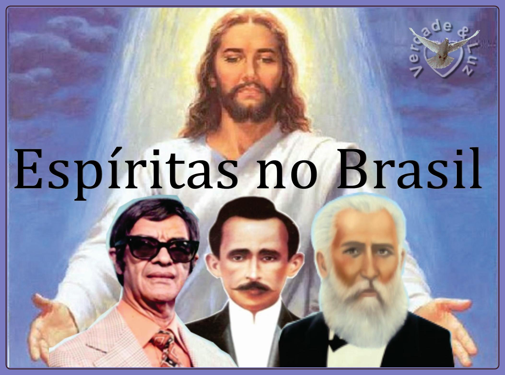 espíritas no Brasil