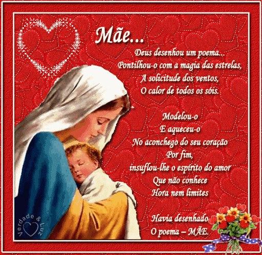 Feliz Dia Das Mães Verdade Luz