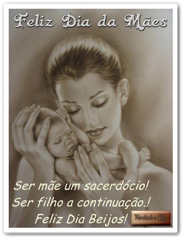 Mãe é a missão de maior responsabilidade