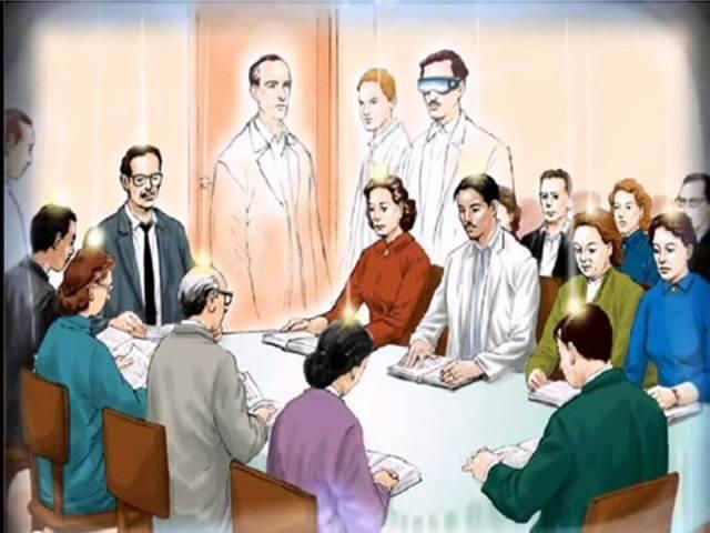 reunião espírita