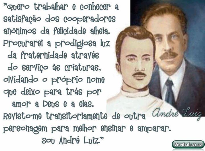 A PRODIGIOSA LUZ DA FRATERNIDADE - André Luiz