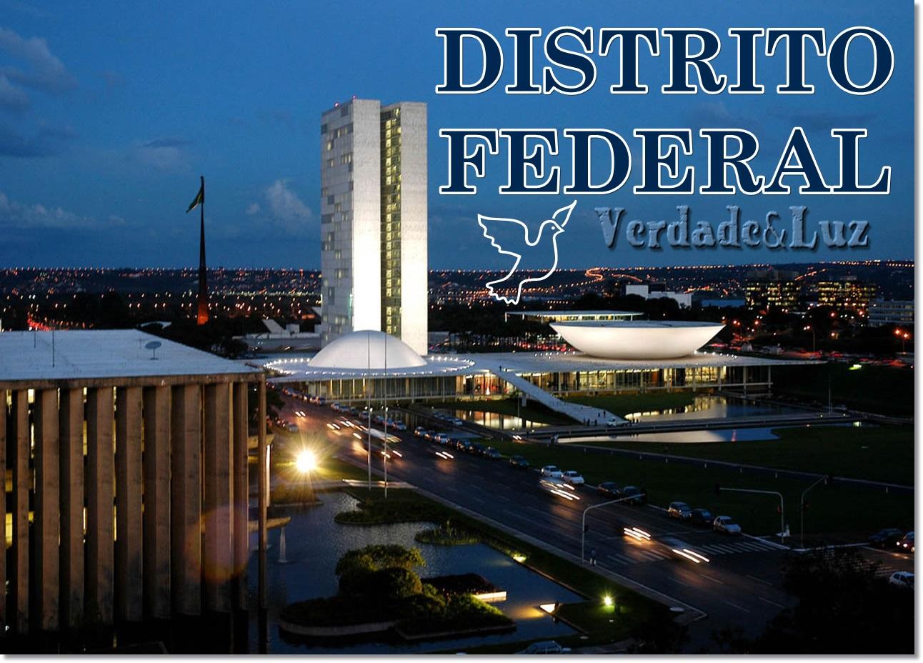 centros espíritas distrito-federal