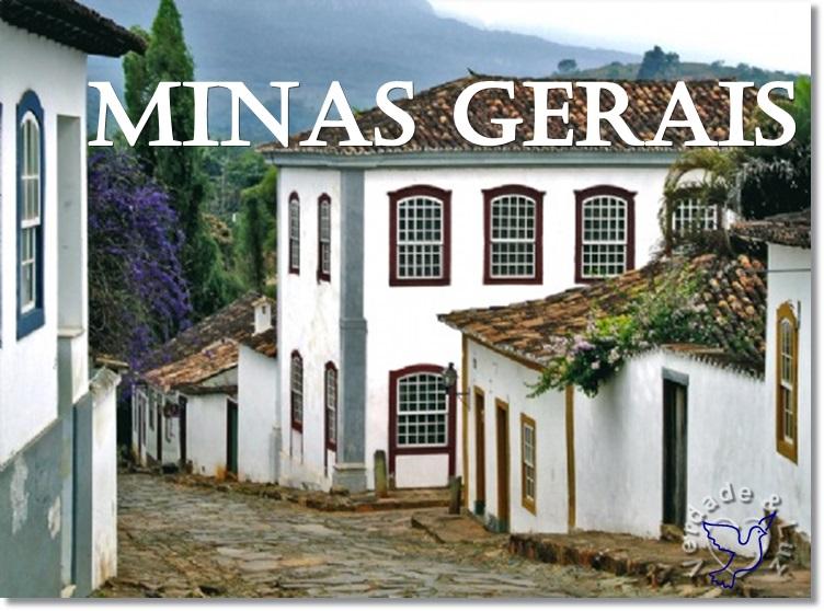 CENTROS ESPÍRITAS DE MINAS GERAIS