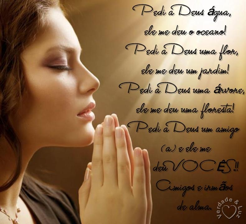 pedido a Deus