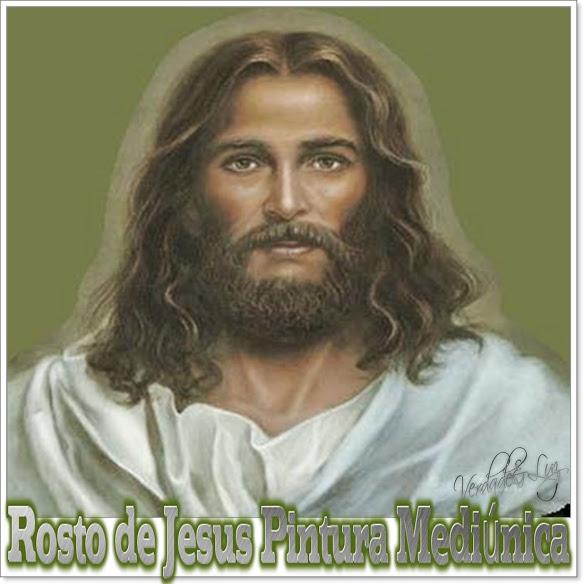 jesus pintura mediúnica