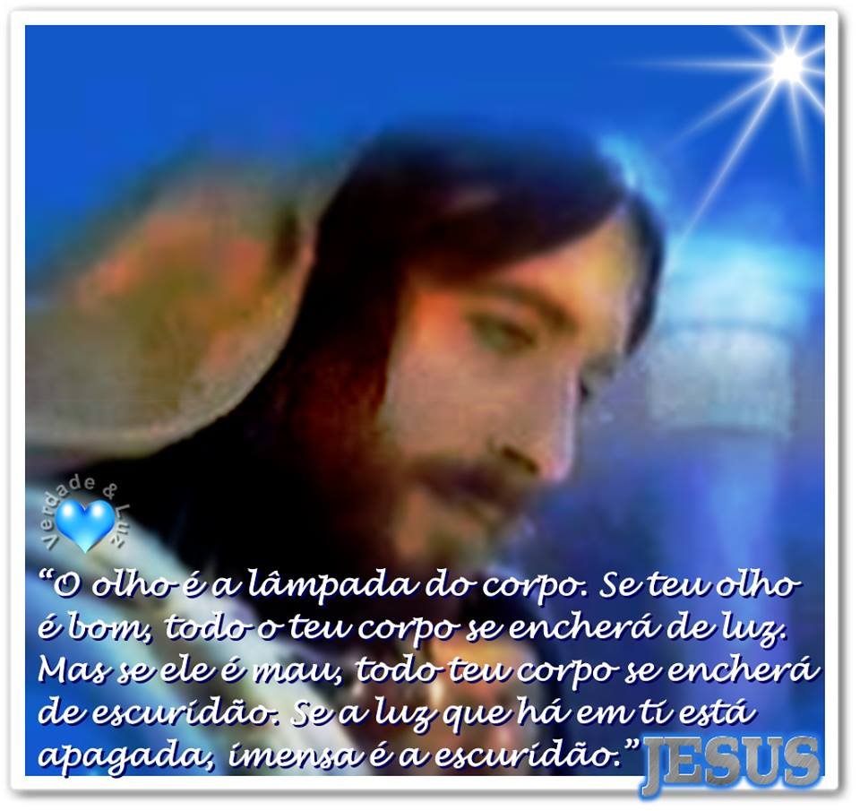 o olho e jesus