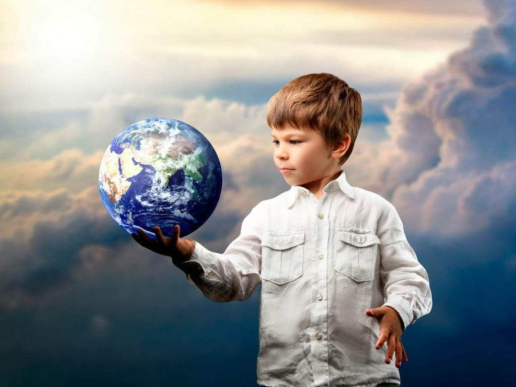 menino e o mundo