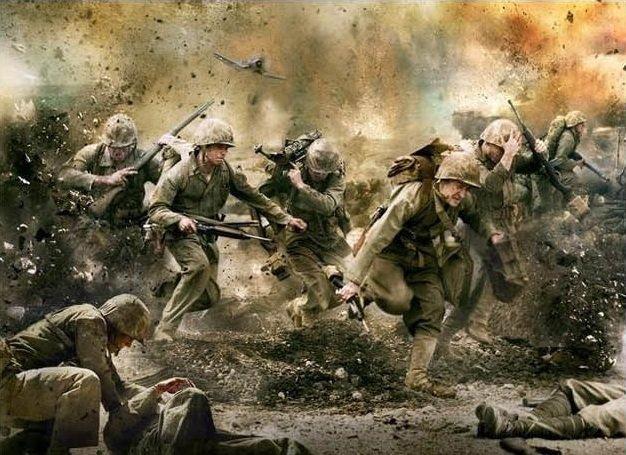 guerra visão espírita