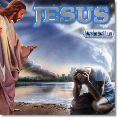 jesus e o pecador