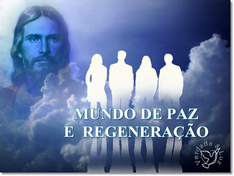 jesus e mundo NOVO