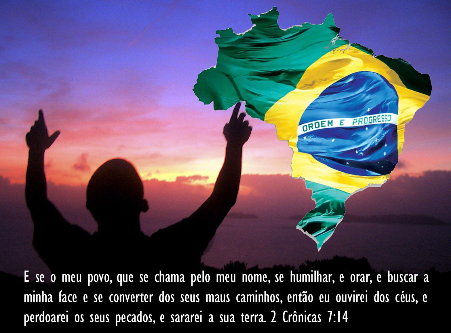 oração pelo brasil povo