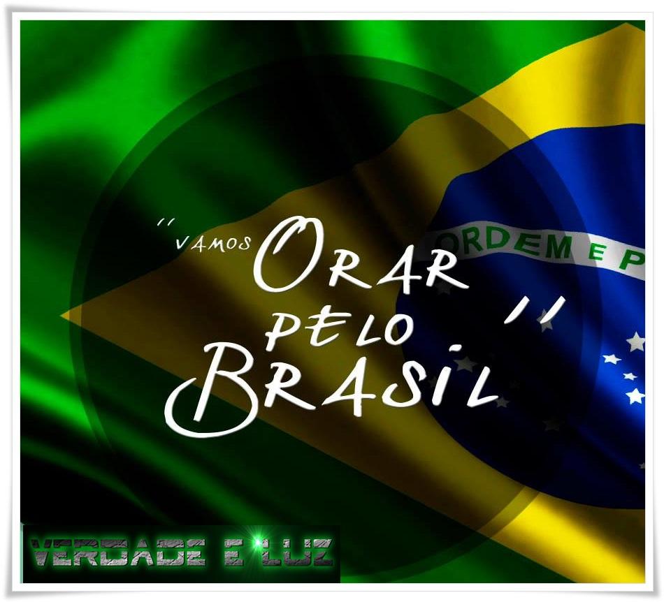 orai pelo brasil