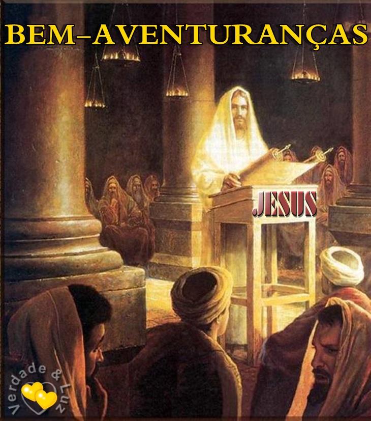 AS BEM AVENTURABÇAS JESUS