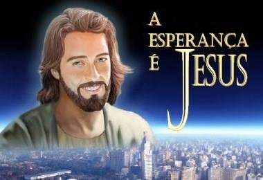 esperança é jesus
