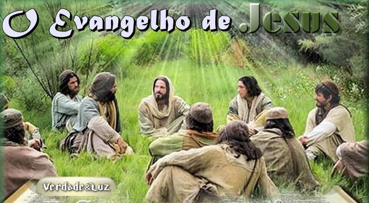 o evangelho de jesus