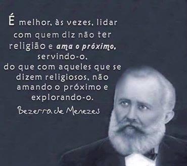 RELIGIÃO E AMOR AO PRÓXIMO